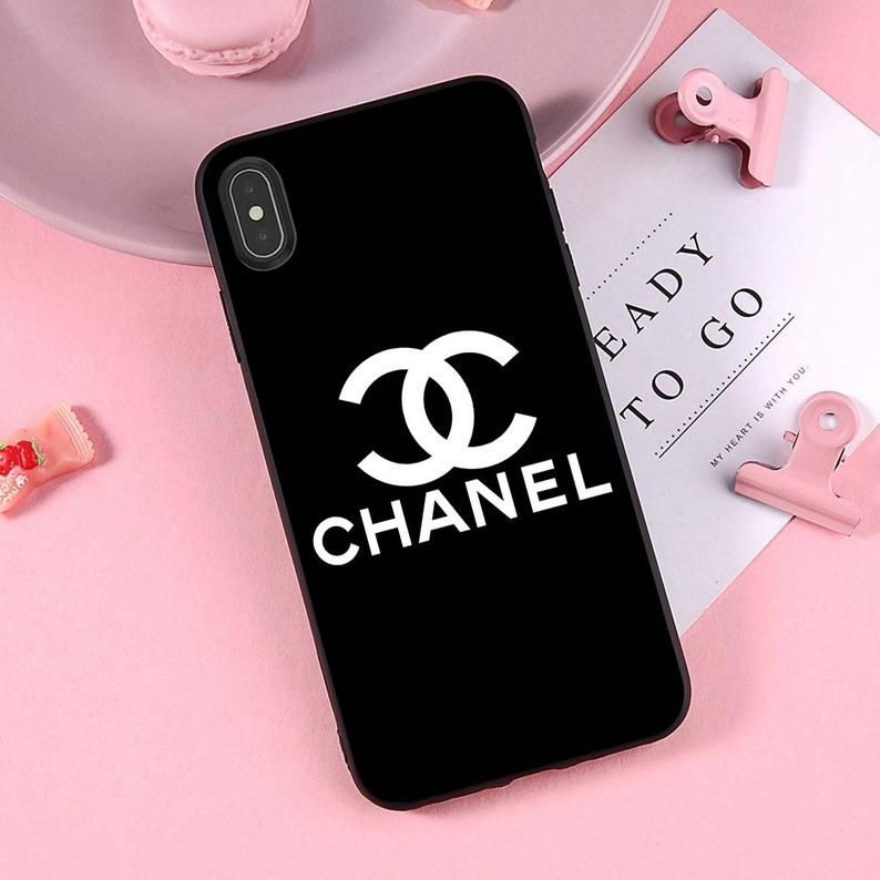 Chanel iPhone Xs Max Case Coco Chanel iPhone XS X XR | Etsy ...