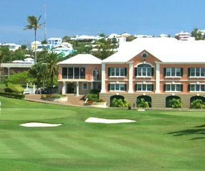 """Bermuda Riddell's Bay Golf Country Club is Bermuda's oldest golf course and perhaps the most """"bermudian"""" of the island's courses."""