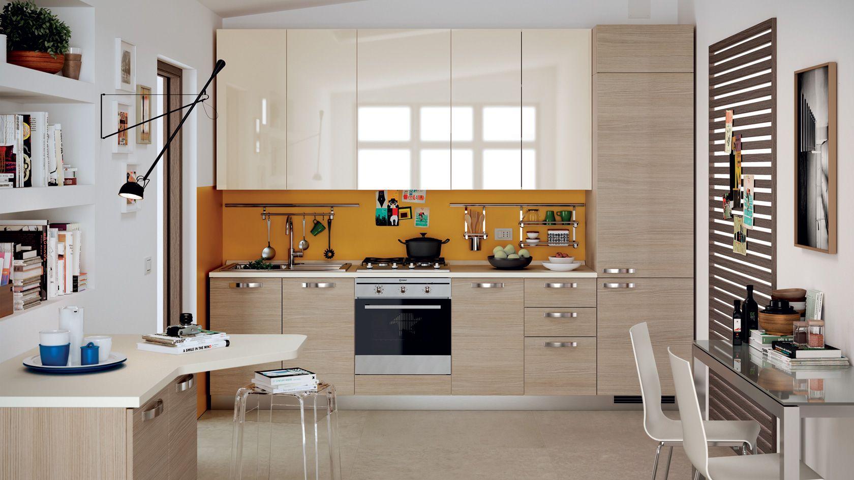 Cucina componibile Urban | Sito ufficiale Scavolini | Progetti da ...