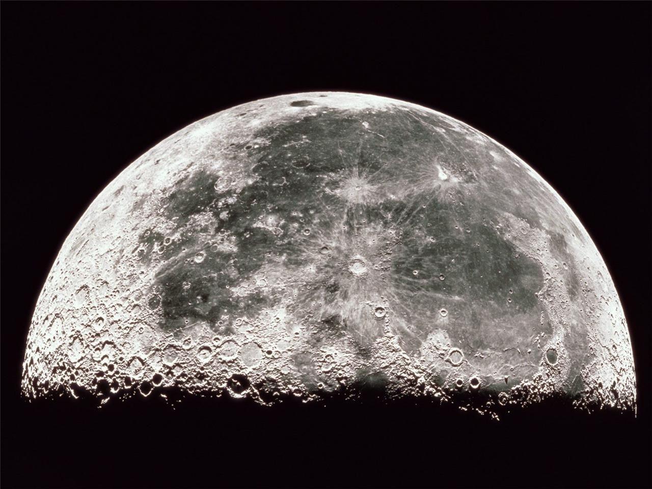 Space Sweatshirt Crescent Half Moon Astronomy Galaxy Lunar Stars Photography