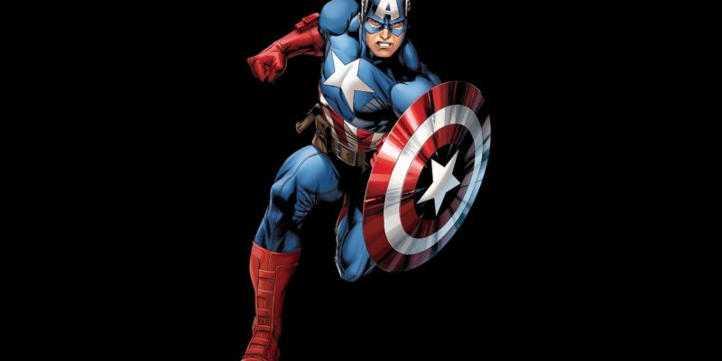 Spider Man Far From Home Could Have Had Anthony Mackie As Captain America The Geek He Captain America Wallpaper Captain America Images Captain America Comic