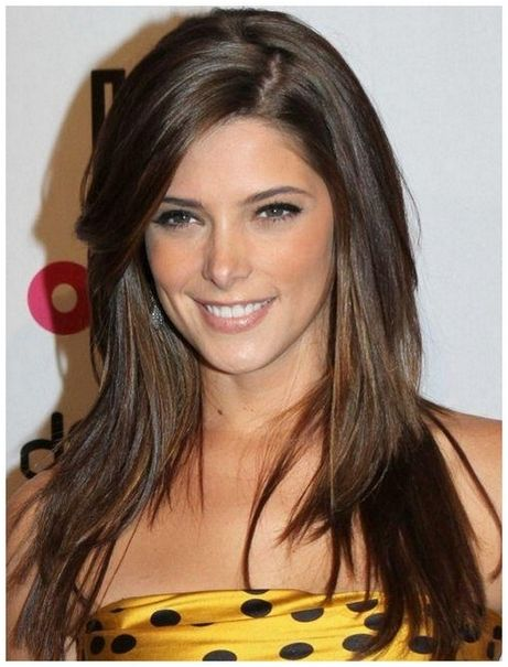 Dark Brown Hair Colors With Caramel Highlights