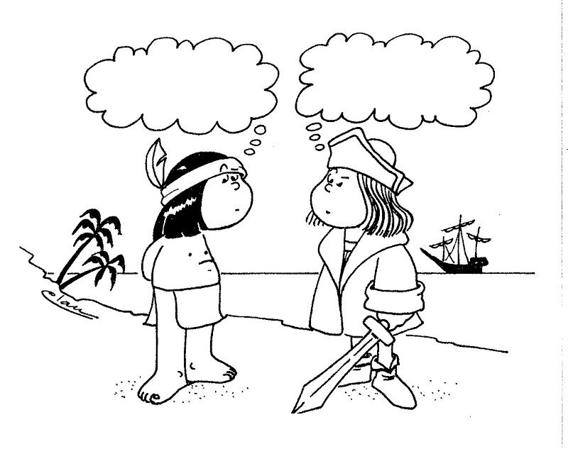 Resultado de imagen de colon colorear | Colón descubrimiento ...