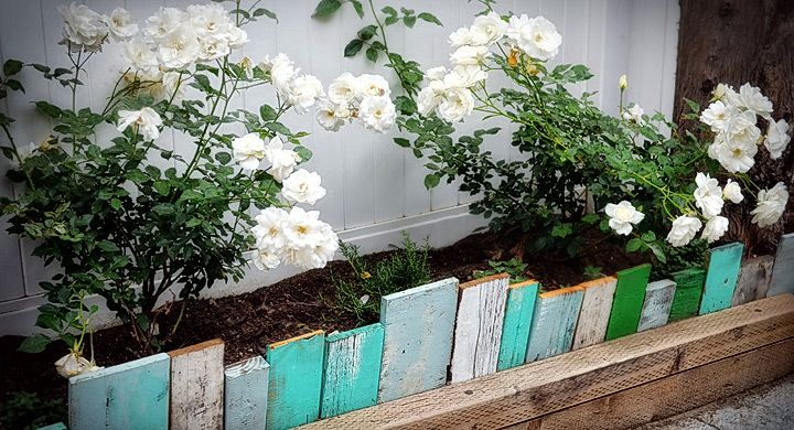 Ideas de reciclaje para la jardinera jardn Pinterest Ideas
