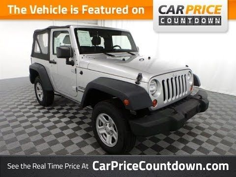 2011 jeep wrangler sport 4x4 evaluation cheap preowned automobiles ohio at car price countdown. Black Bedroom Furniture Sets. Home Design Ideas