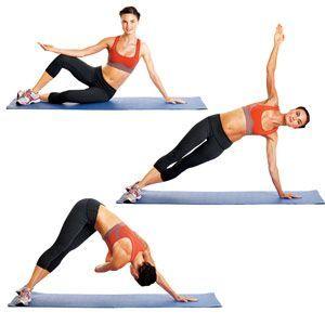 Flat-Ab Pilates Workout #cardiopilates