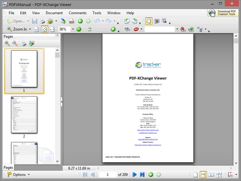 Скачать ключ для pdf xchange viewer