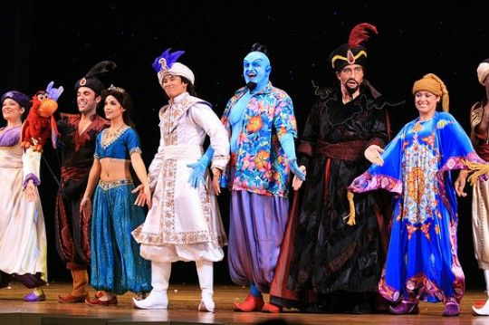 Disney Broadway Disney Aladdin Aladdin Musical Disney California Adventure