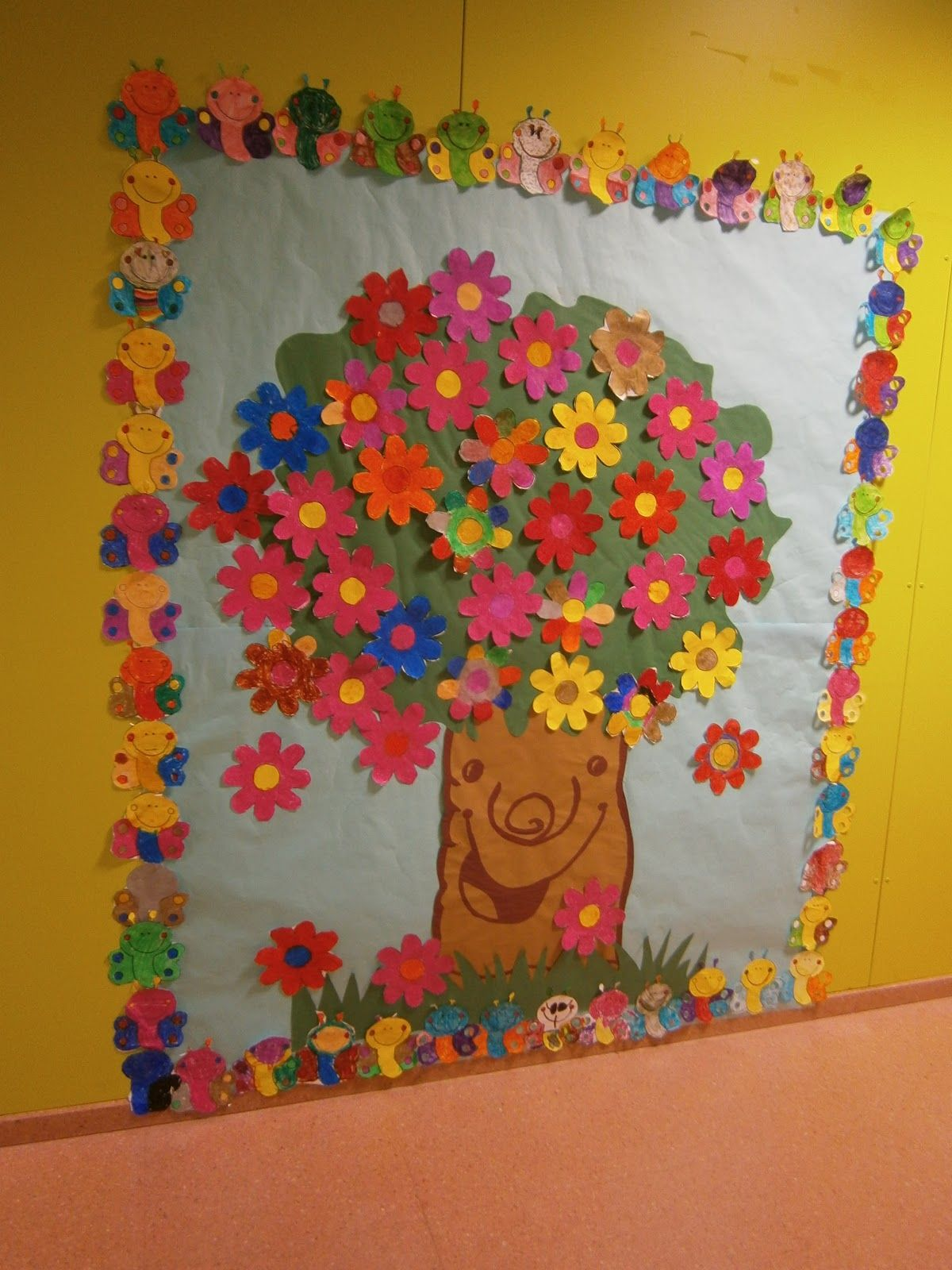 Decoracion para el aula de bebes buscar con google for Decoracion de bebes