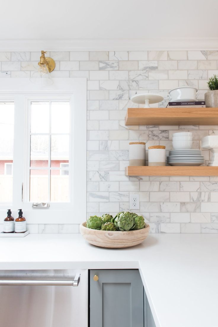 Our favorite alternatives to traditional subway tile subway creative kitchen inspired alternatives to traditional subway tile kitchen decor design subwaytile dailygadgetfo Gallery