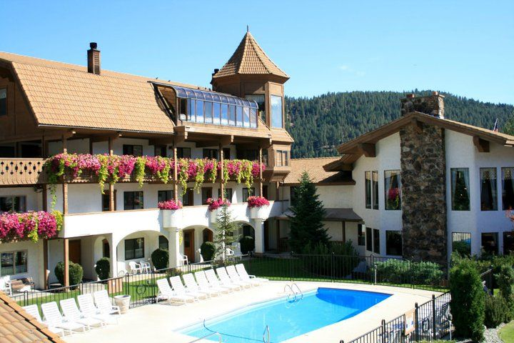 Enzian Inn Spa