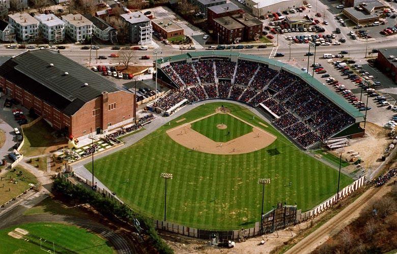 Hadlock Field Portland Minor League Baseball Baseball Field Field