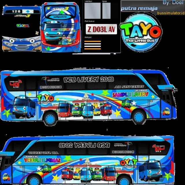 Paling Keren 17 Gambar Livery Bus Simulator Terkeren Gudang Gambar Hd Luxury Bus Bus Coach Bus