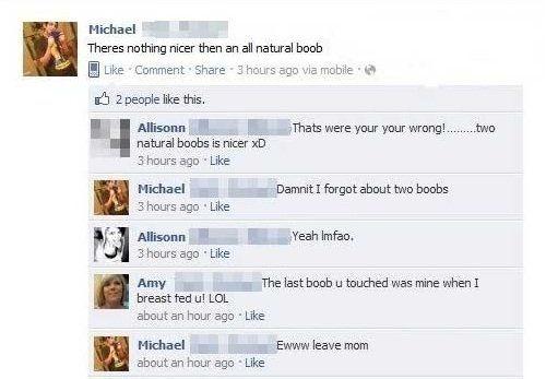 Nice one mom #lol #funny #humor #comedy #lmao