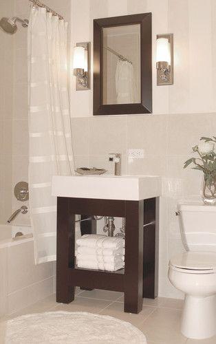 Central Park West Renovation - contemporary - bathroom - new york