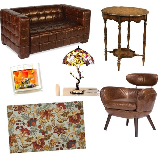 Nice Warm Autumn Room By Abigail Farrelly On Polyvore Featuring Polyvore,  Interior, Interiors,