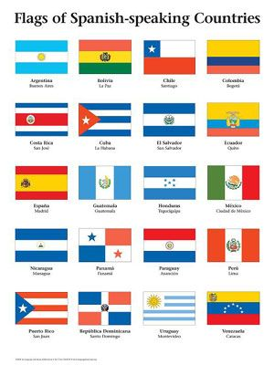 Learn to speak Spanish, so I can visit these places and have ...