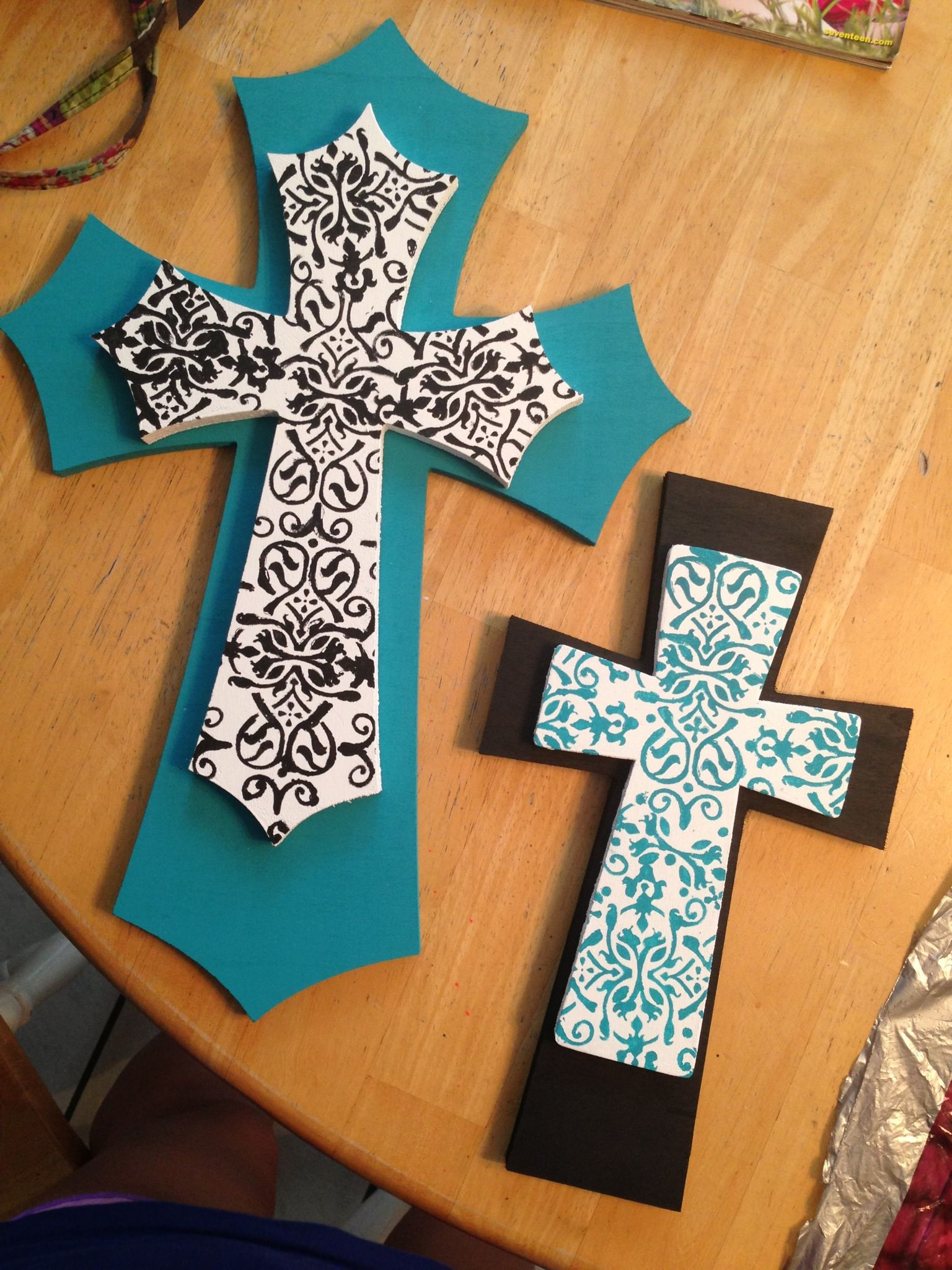 Crosses for my dorm