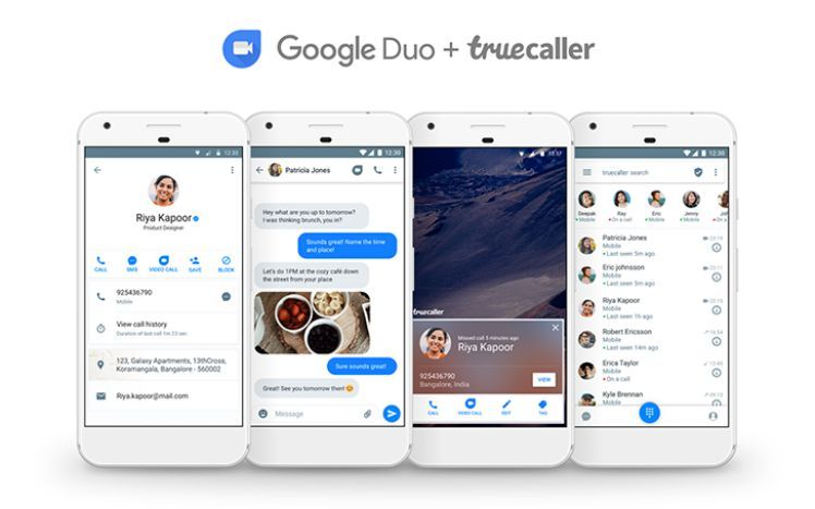 Download install iOS Google Duo video calling App on