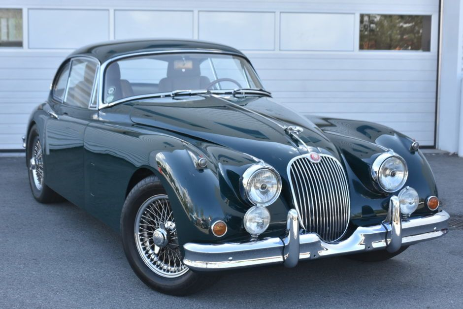1959 Jaguar Xk150 3 4l Fhc 5 Speed Oldtimer