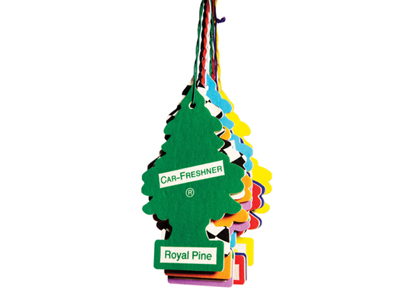 Who Made Those Little Trees Air Fresheners Published 2012 Tree Icon Icon Design Everyday Objects