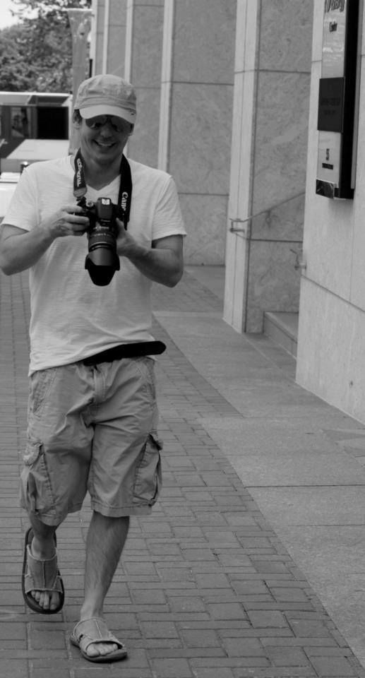 #BehindTheScenes #CLTPhotographer #DougBrooks