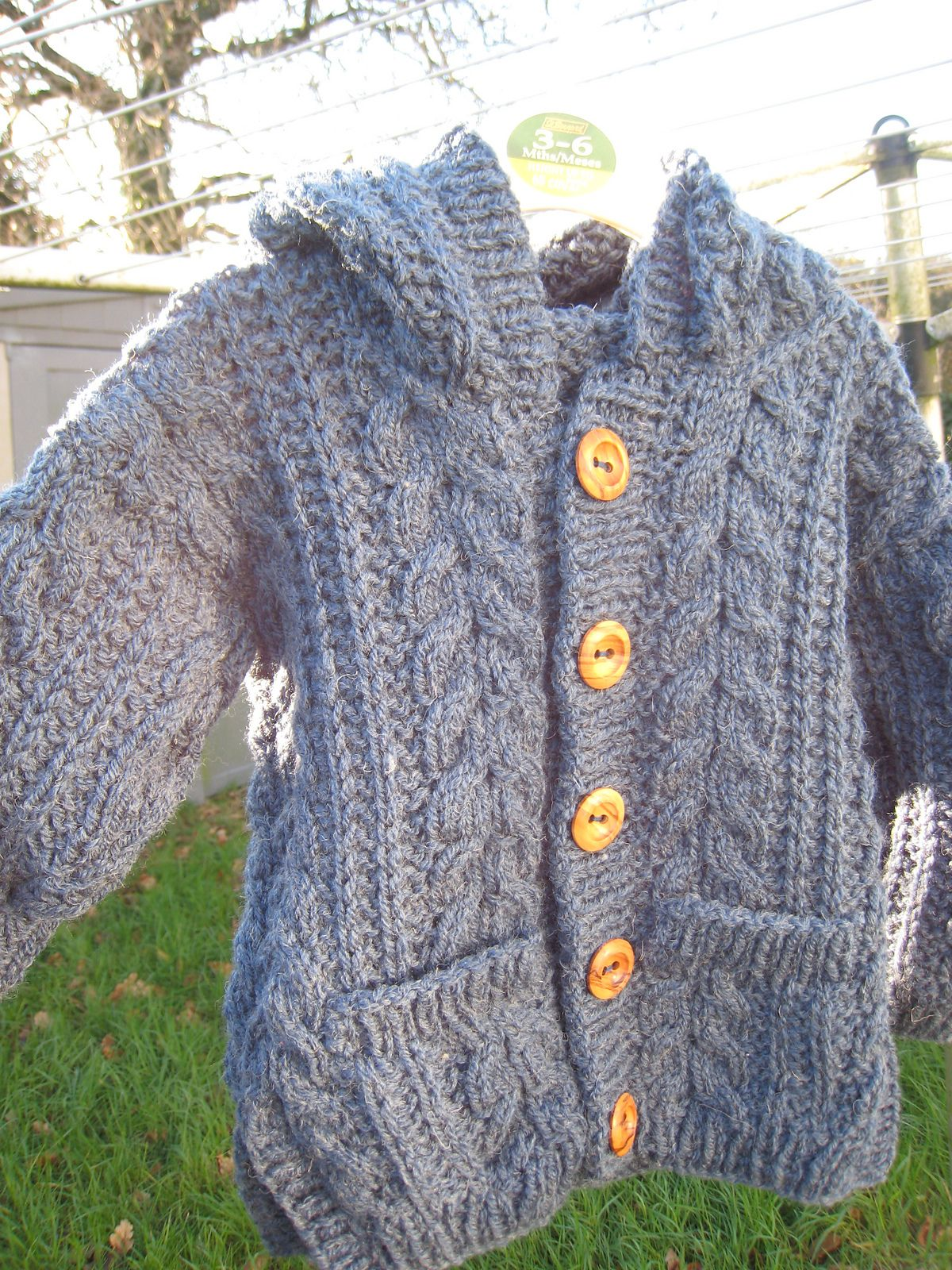 Ravelry: Design C - Cabled Aran Jackets by Sirdar Spinning ...