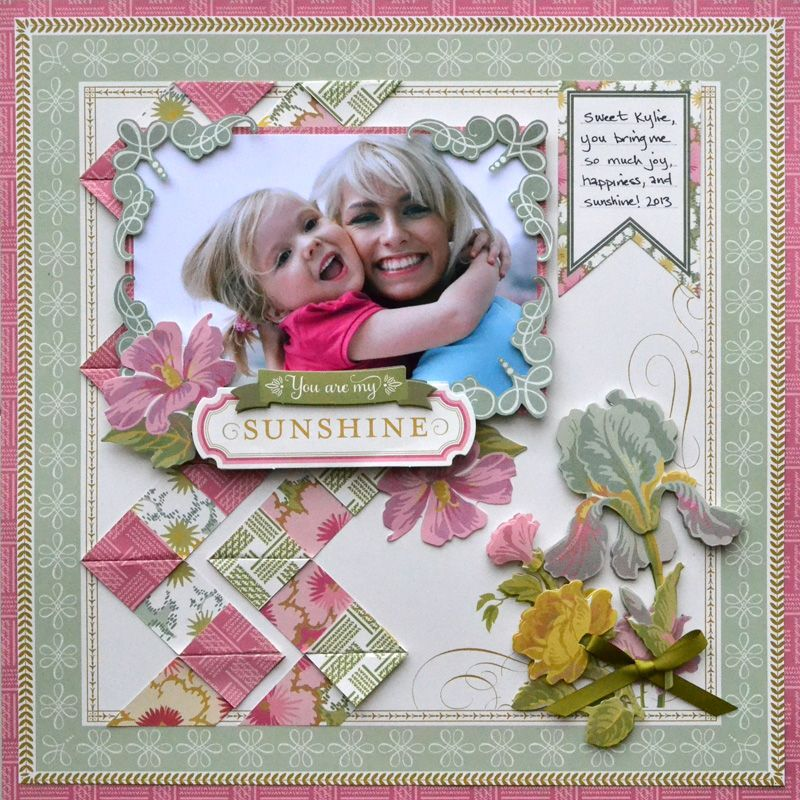 © Anna Griffin, Inc. ✿Join 1,600 others and Follow the Scrapbook Pages board. Visit GrannyEnchanted.Com for thousands of digital scrapbook freebies. ✿ Scrapbook Pages Board URL: https://www.pinterest.com/grannyenchanted/scrapbook-pages/