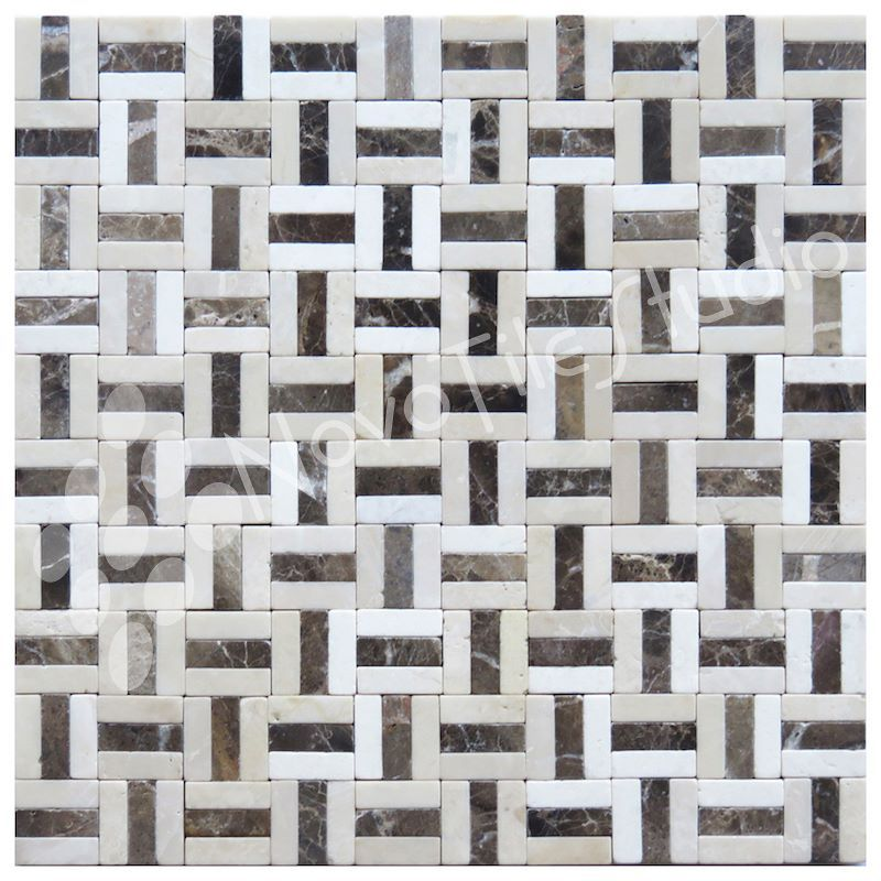 Jaw-Dropping #Stone #Mosaics #MosaicTiles #tiles #backsplash #kitchen #Bathroom #HomeDecor #HomeImprovement #HomeDesign #HomeRemodeling #remodeling #kitchendesign #bathroomdesign #bathdesign #InteriorDesign #NovoTileStudio http://ift.tt/21kWBhv by novotilestudio