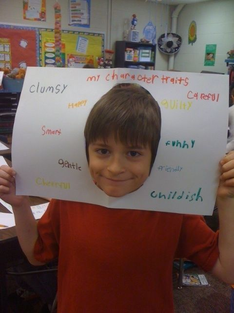 Hilarious character trait activity best of second grade - Ideen englisch ...