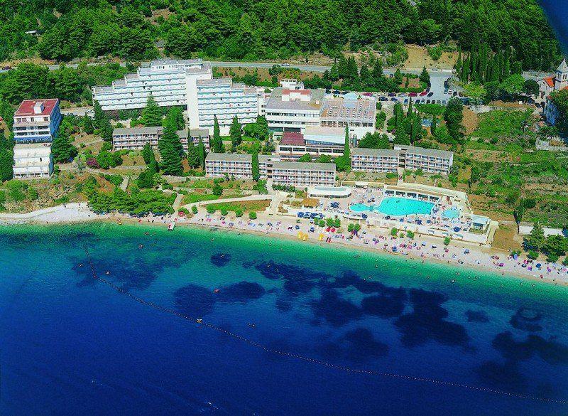 Hotely Živogošće - Hotel Nimfa