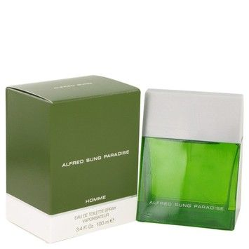 Alfred Sung Paradise By Alfred Sung Eau De Toilette Spray 3.4 Oz