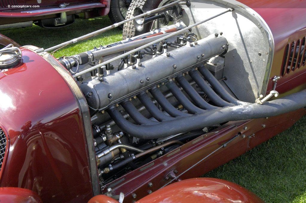 1932 Maserati 8C 3000/M Images. Photo: 32-Maserati-8C_3000 ...