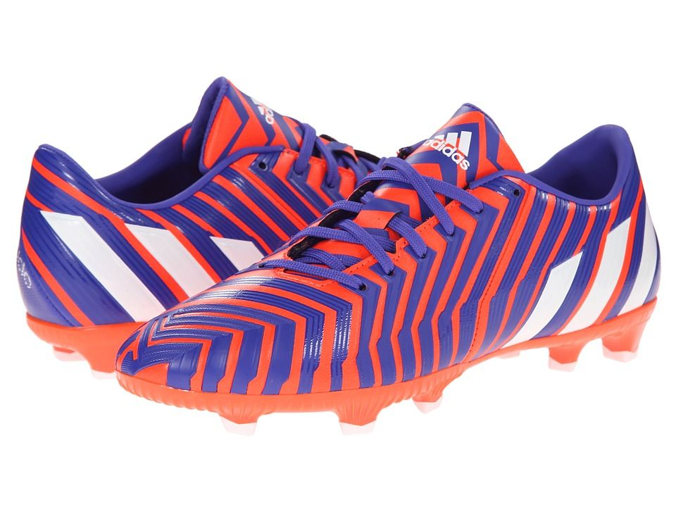ADIDAS ORIGINALS ADIDAS - PREDATOR ABSOLADO INSTINCT FG (SOLAR RED CORE  WHITE NIGHT 9213267f0e3b9