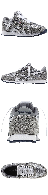 Reebok Classic Nylon PlatinumJet Blue 36088 Herren Schuhe   eBay