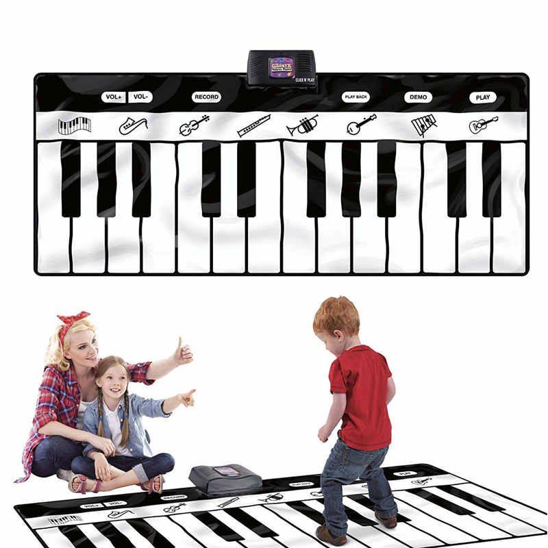 Giant Floor Piano Mat Floor Piano Piano Flooring