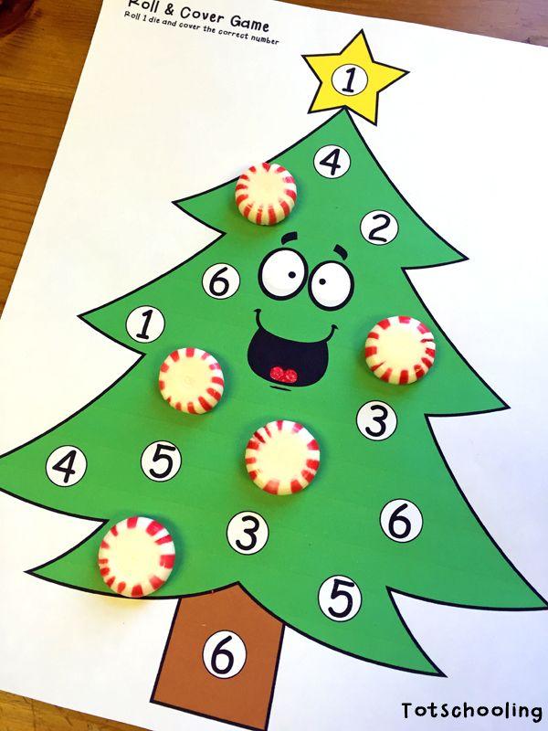 Christmas Tree Learning Activities For Toddlers Prek Preschool Christmas Activities Christmas Literacy Activities Kindergarten Christmas Crafts