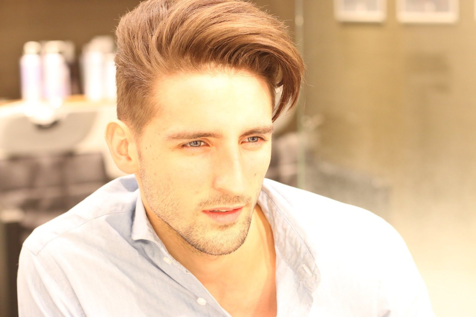 New Men S Summer Hairstyle 2016 New Men Hairstyles Mens Hairstyles Hair Styles 2016