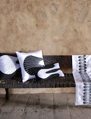 Menby Design Luxurious Ethiopian Fabric Ethiopia Cushions Throw South African Design African Interior African Home Decor