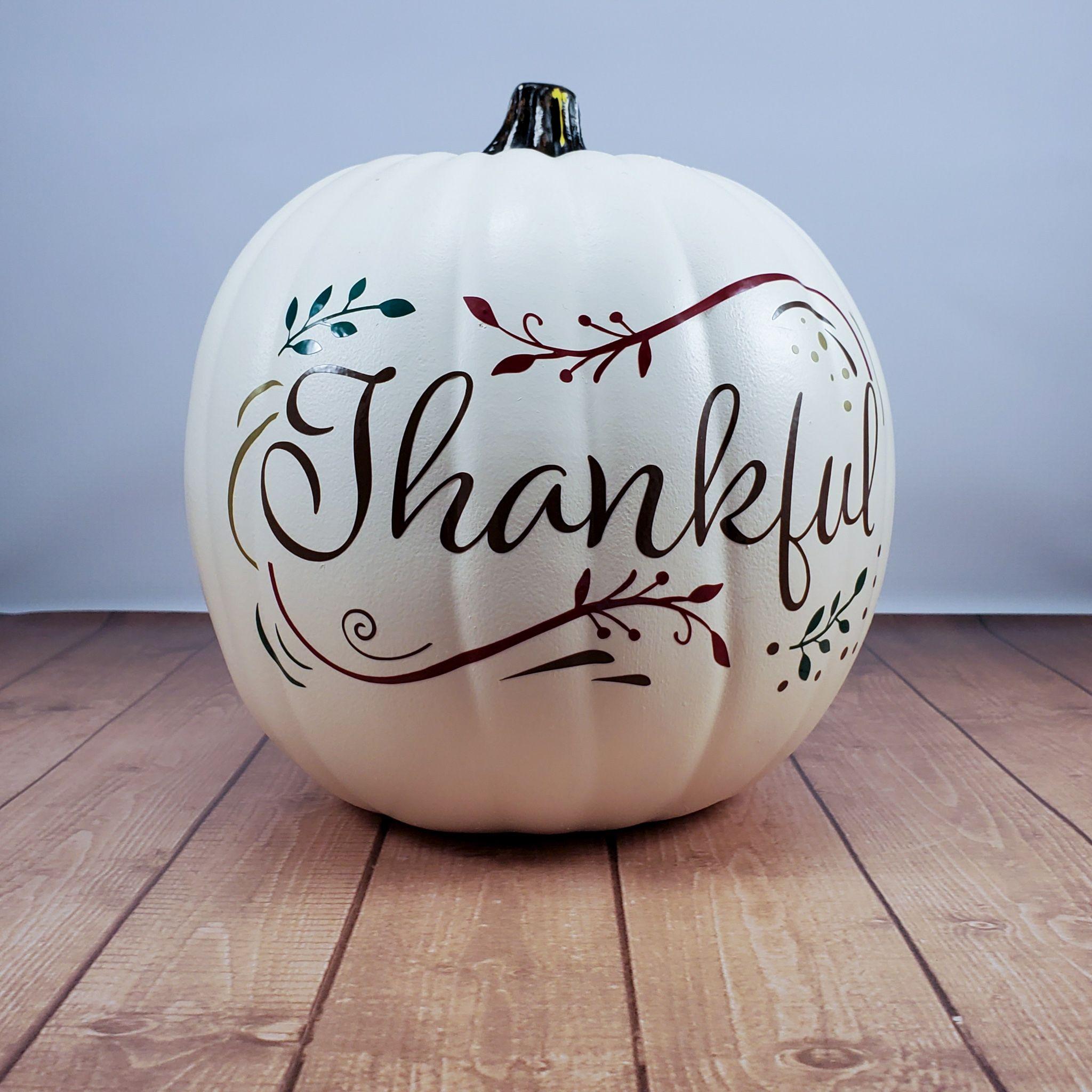 Thanksgiving Designer Pumpkin Trio With Images
