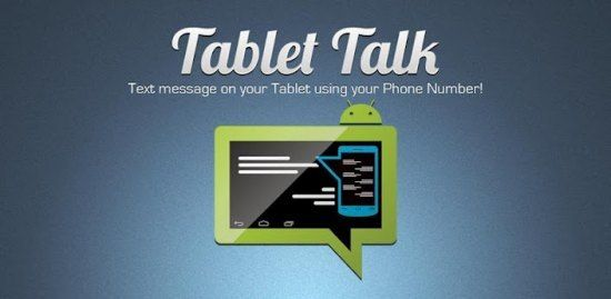 Tablet Talk 1.5.2 (Android) TechnoCampus App, Text