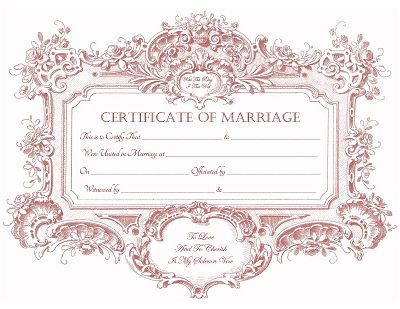 wwwtrulytrulynet blog vintage-baroque-frame-free-marriage - marriage certificate template