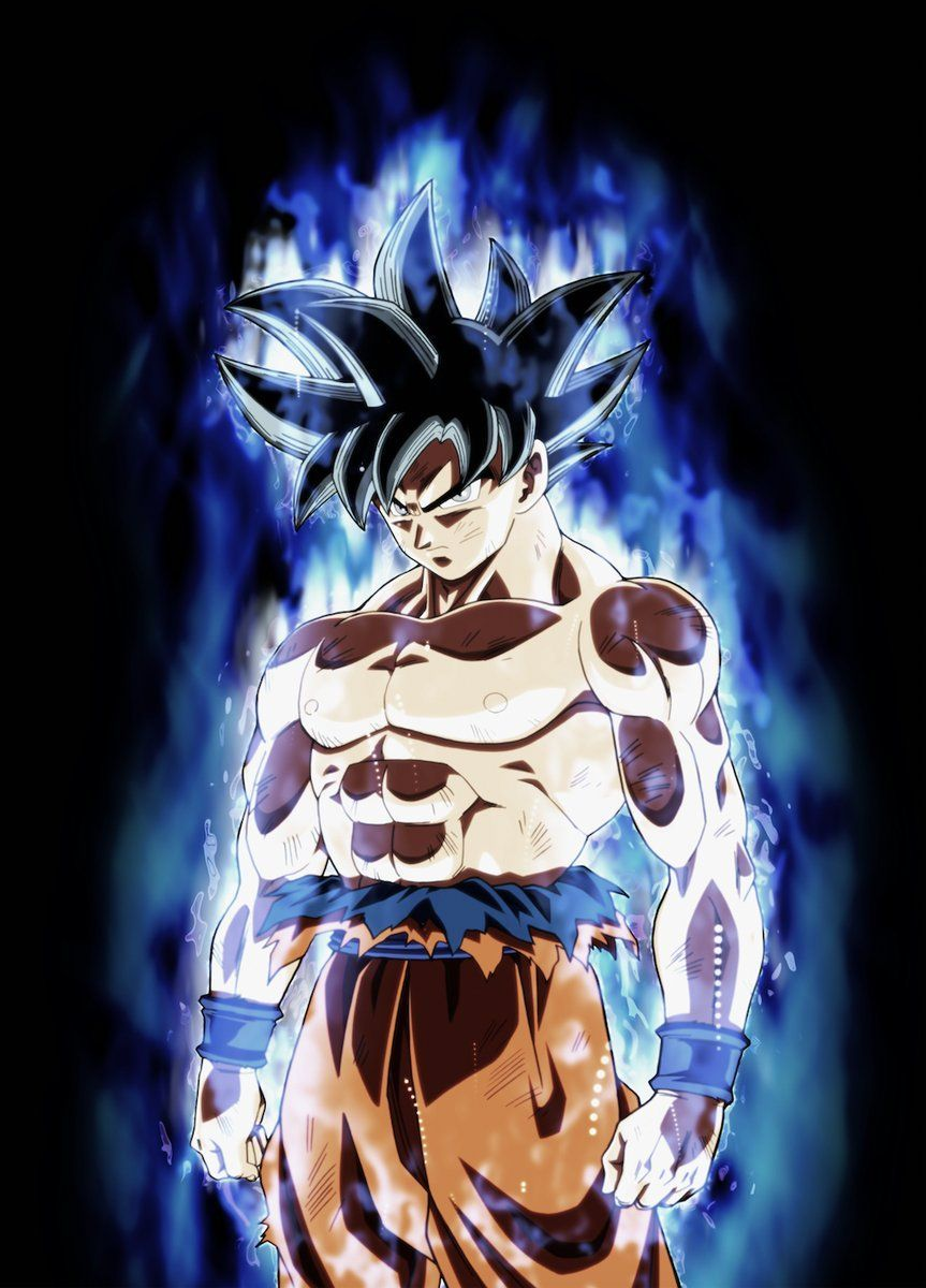 Goku Wallpaper 4k For Android In 2020 Goku Ultra Instinct Goku Ultra Instinct Wallpaper Anime Dragon Ball Super
