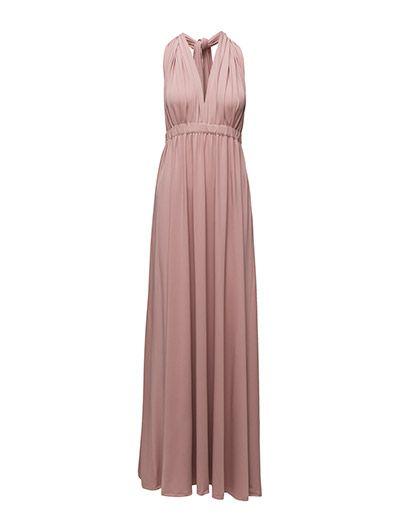53c0fc0e2d9 Lola wrap maxi dress   bridesmaid dresses   Kläder, Wraps, Shoppa
