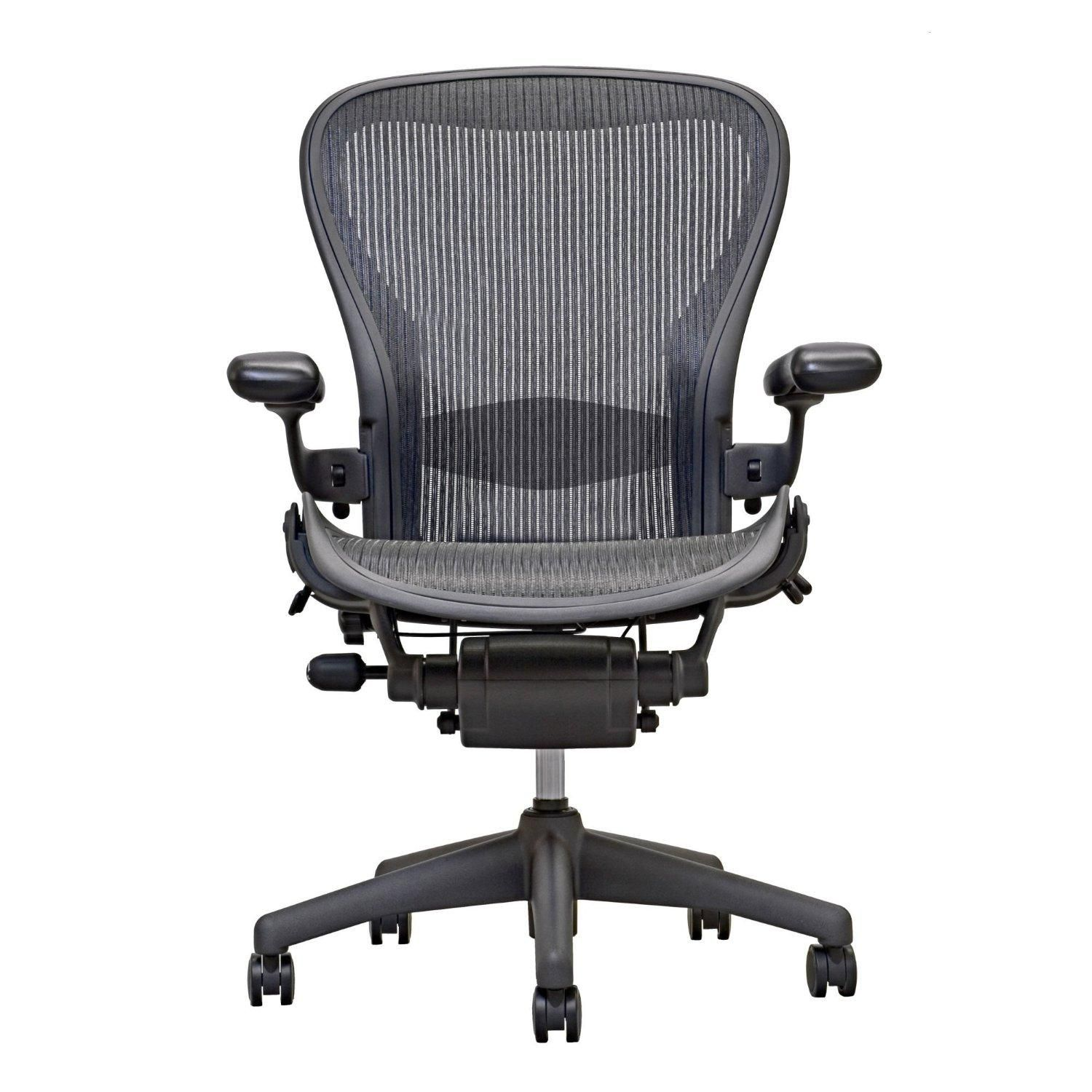 These Headrests Designed For The Herman Miller Aeron Chair Are So Easy To Attach And Give You Better S Best Office Chair Aeron Office Chair Office Chair Design