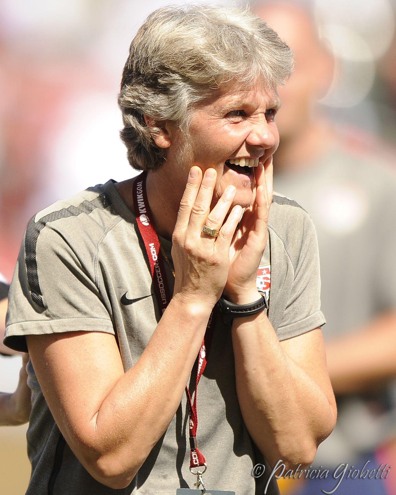 Pia Sundhage Swedish Soccer Coach Who Won Olympic Gold With Usa
