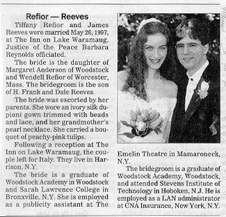 All You Need To Know About Newspaper Wedding Announcement