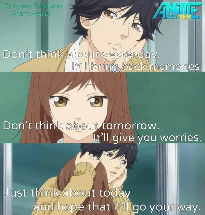 Frases, Anime Y Cómics