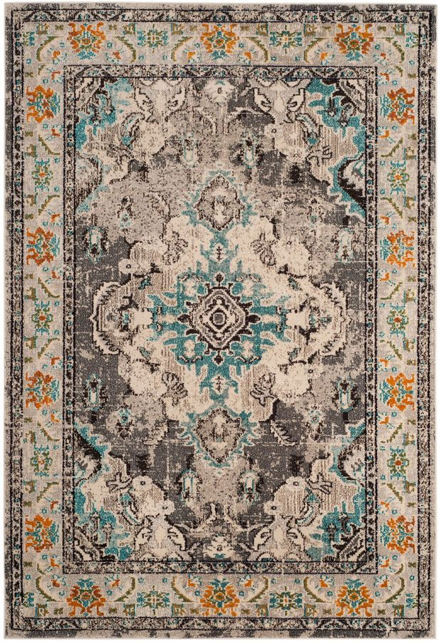 Gemma Gray Light Blue Rug Products Light Blue Area Rug