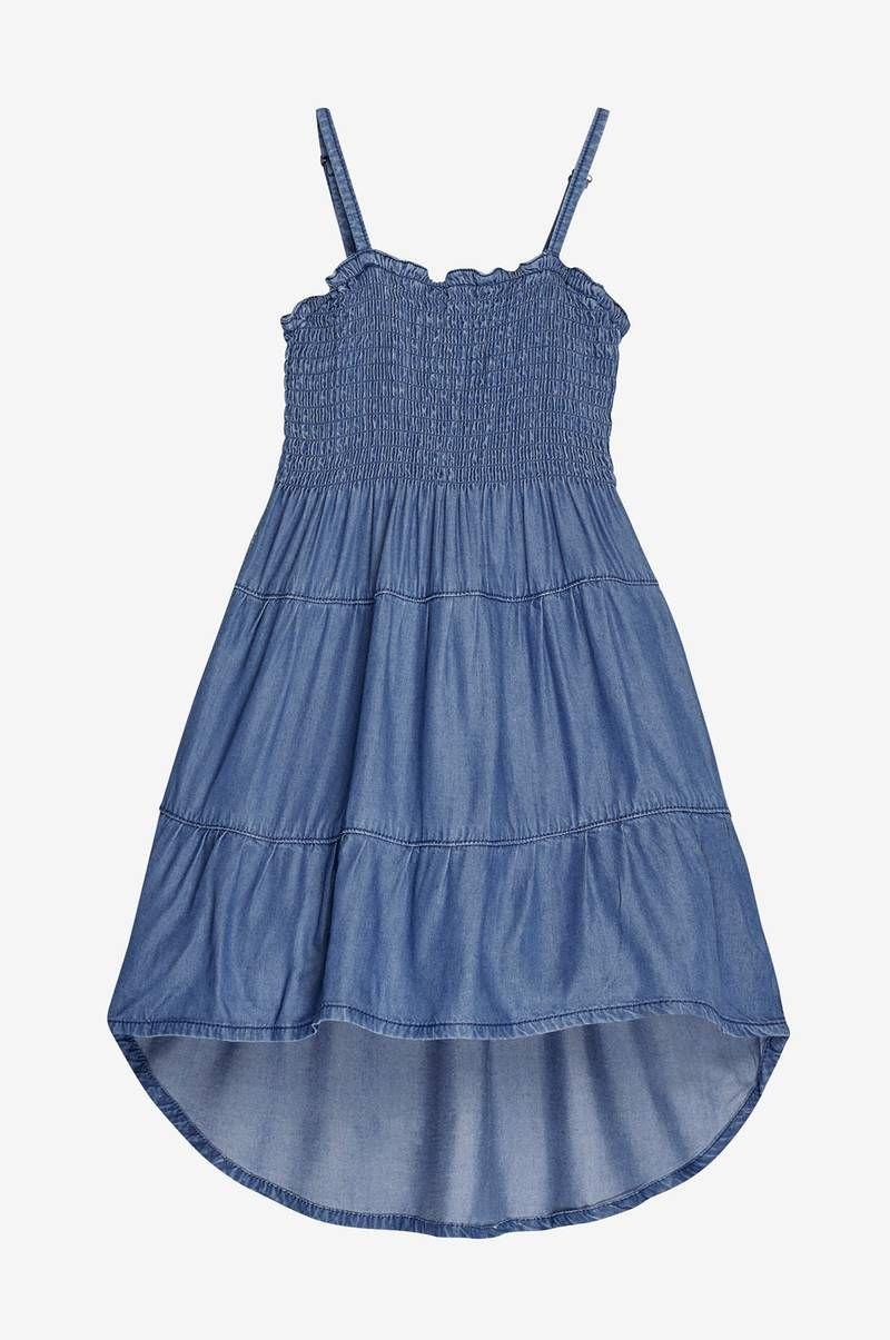 d185f145 Name it kids Kjole nitAbischa | Klar vinter familie | Summer dresses ...